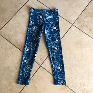 Minnie Mouse LuLaRoe Girls' Tights- Size S/M